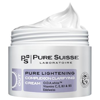 Pure lightening complexion clarifying cream